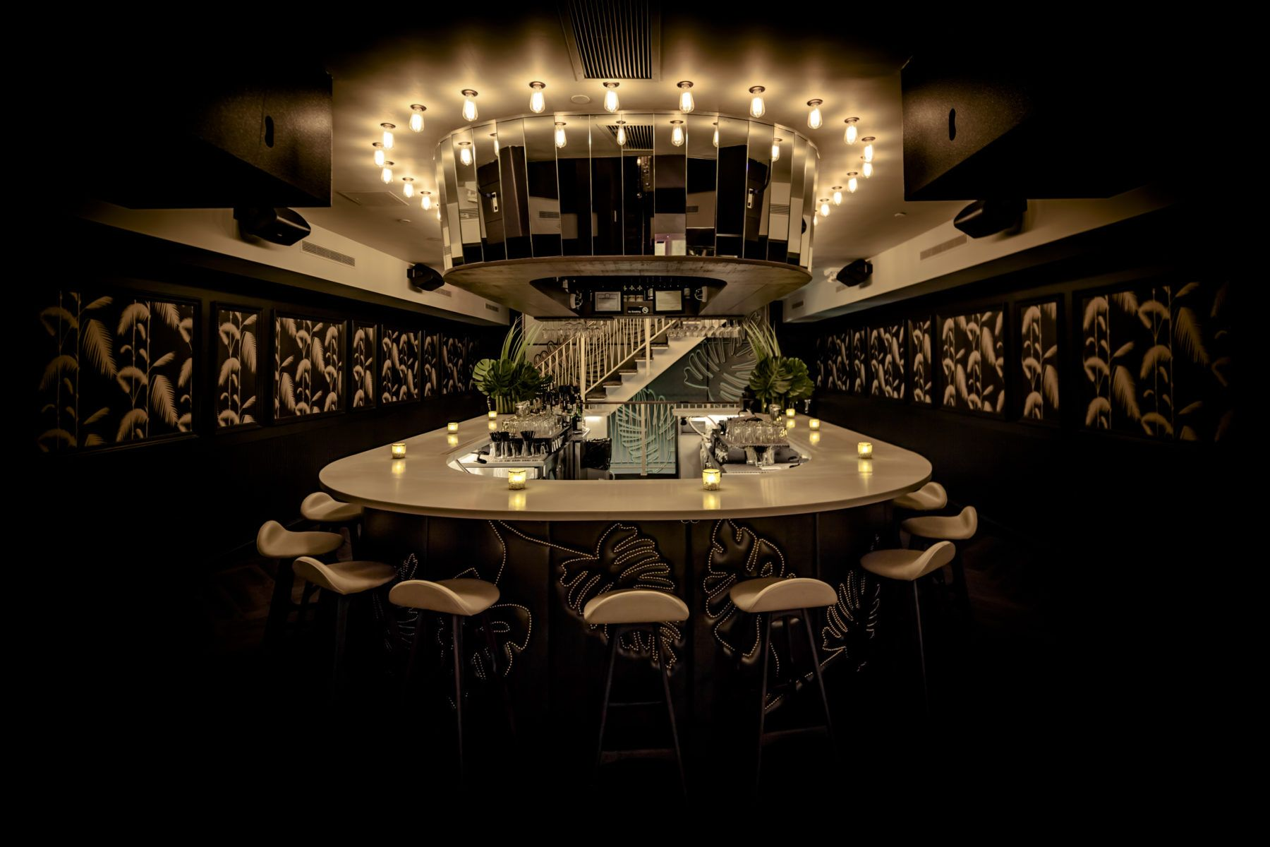 The Bar at Number 8 nightclub