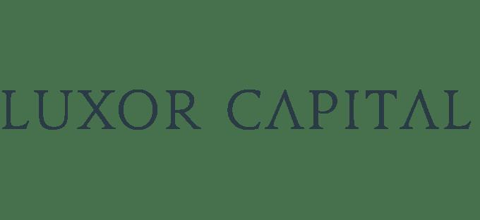 Luxor Capital Logo