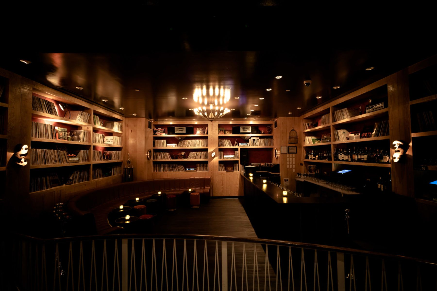 Interior of the Rec Room NYC